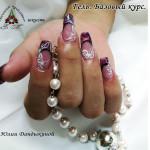 Богиня красоты - моделирование искусственных ногтей по гелевой технологии
